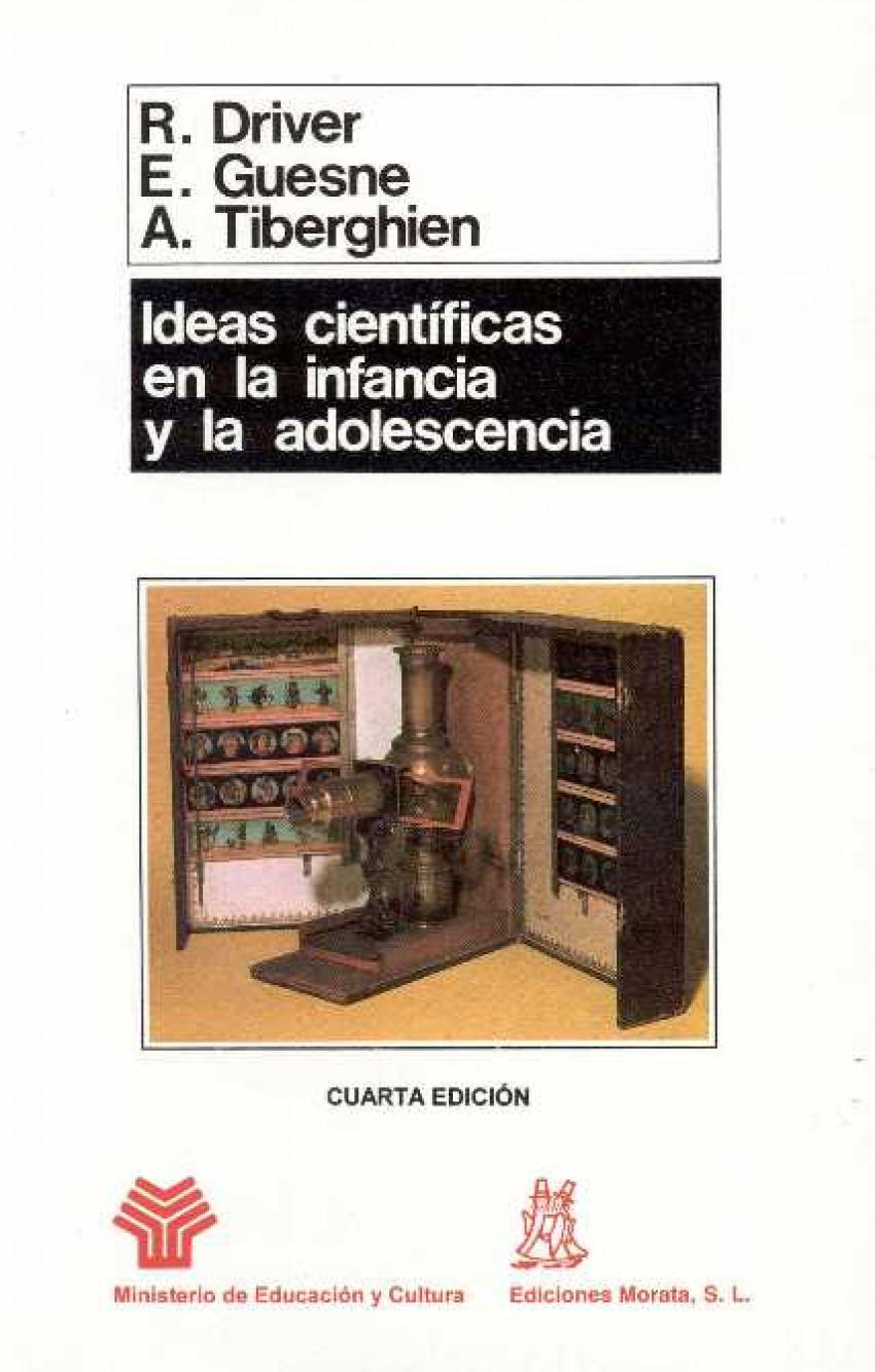 IDEAS CIENTÍFICAS EN LA INFANCIA Y LA ADOLESCENCIA