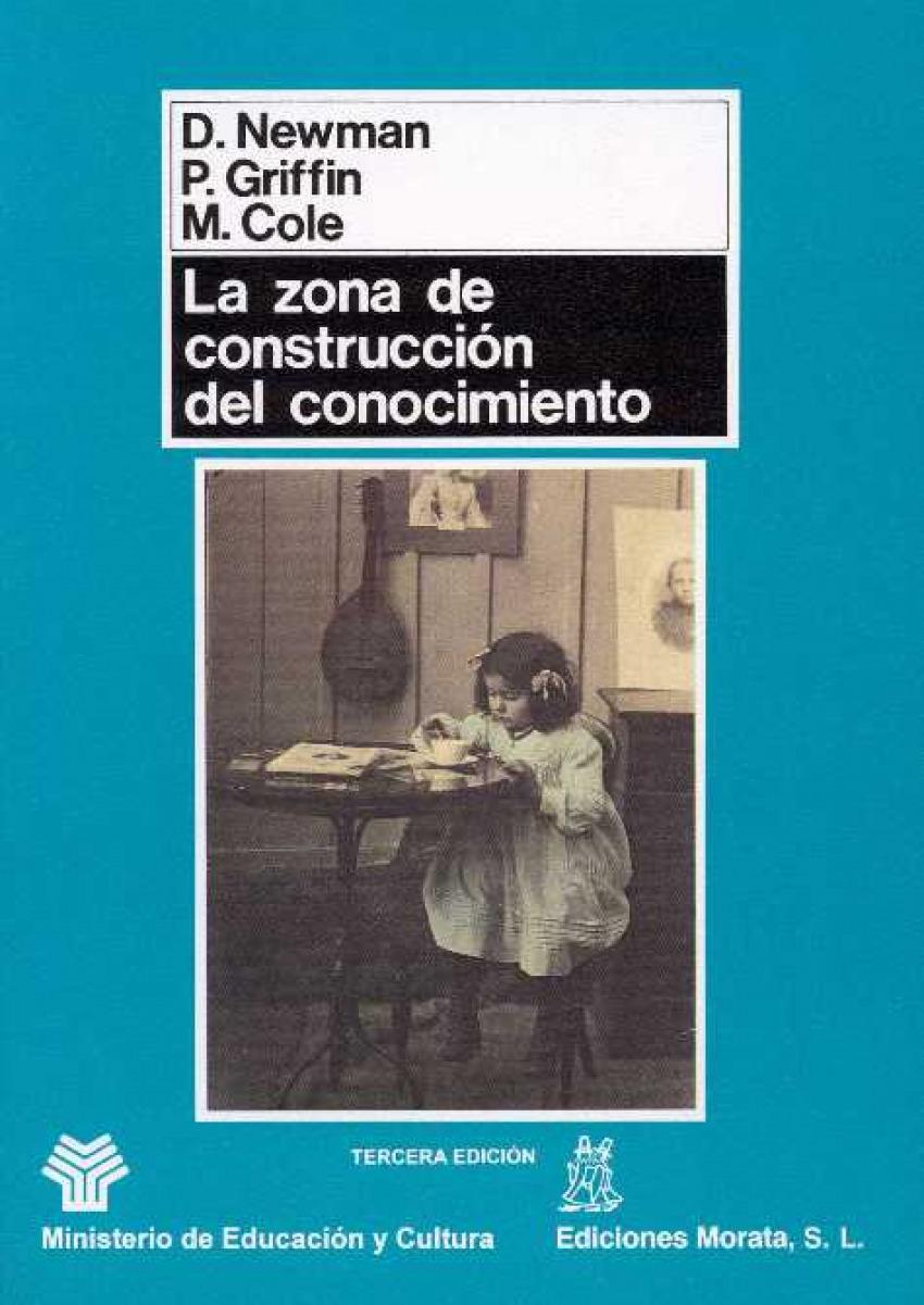 La zona de construcción del conocimiento