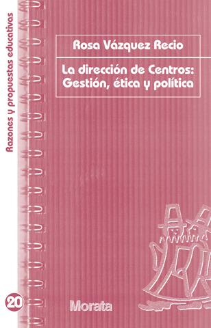 DIRECCION CENTROS: GESTION ETICA Y POLITICA