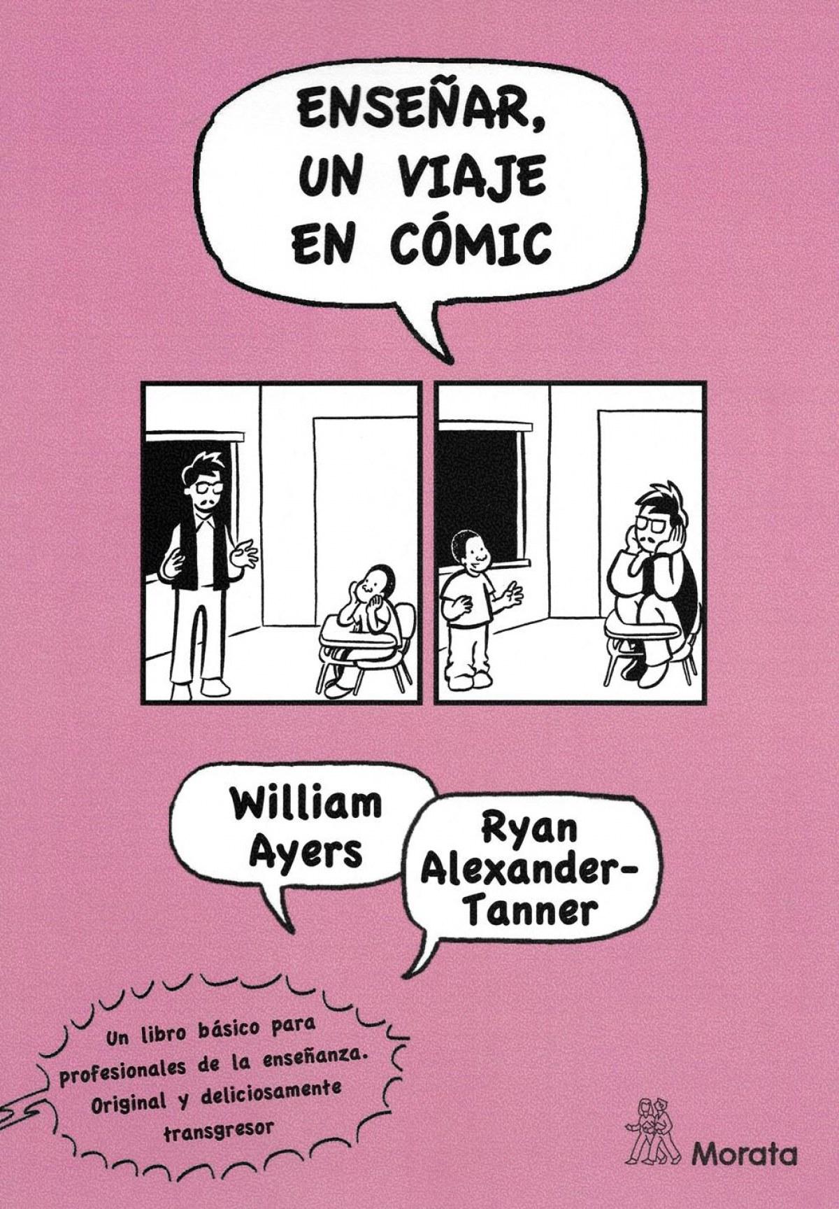 Enseñar: un viaje en comic