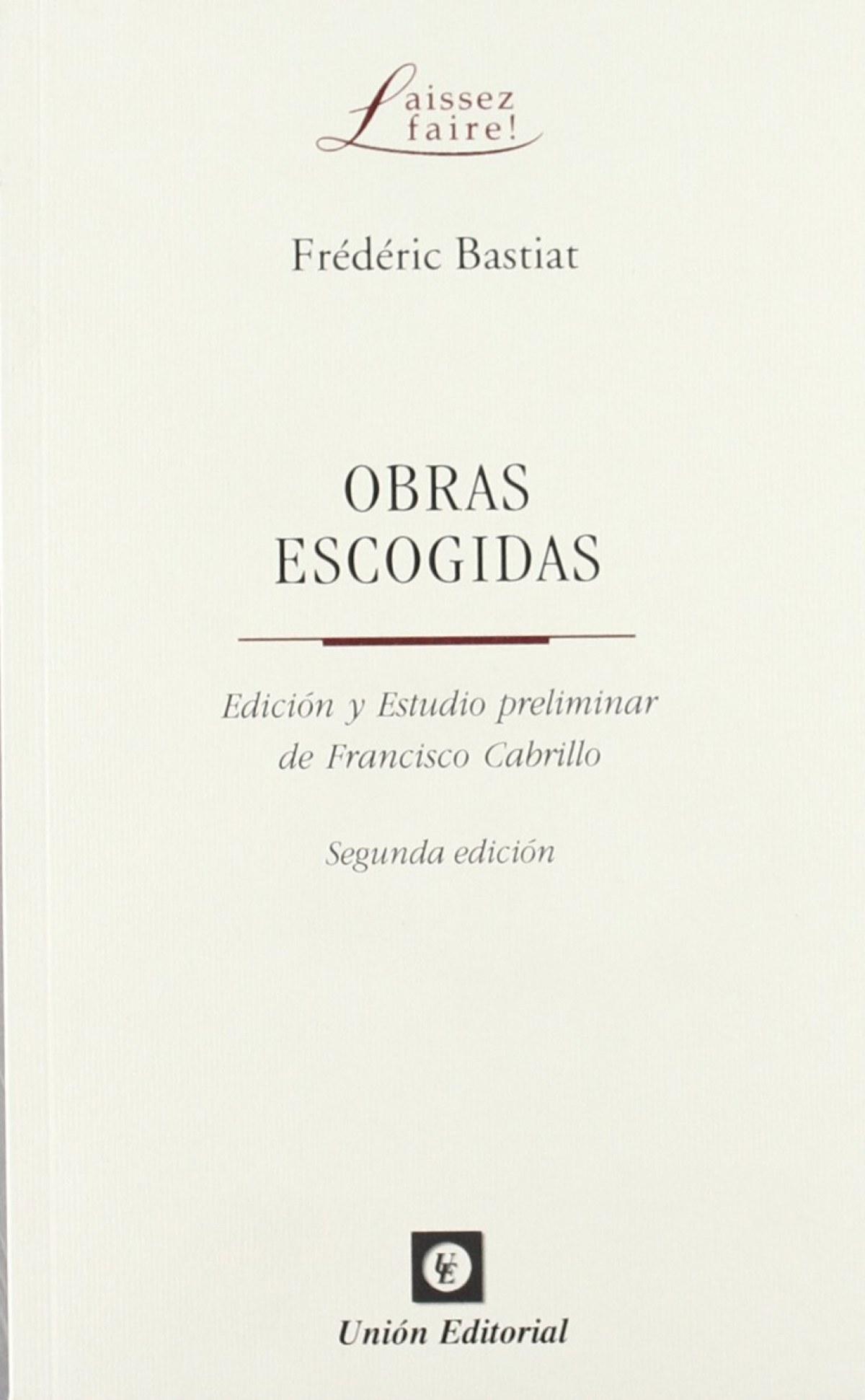 Obras Escogidas 2 Ed
