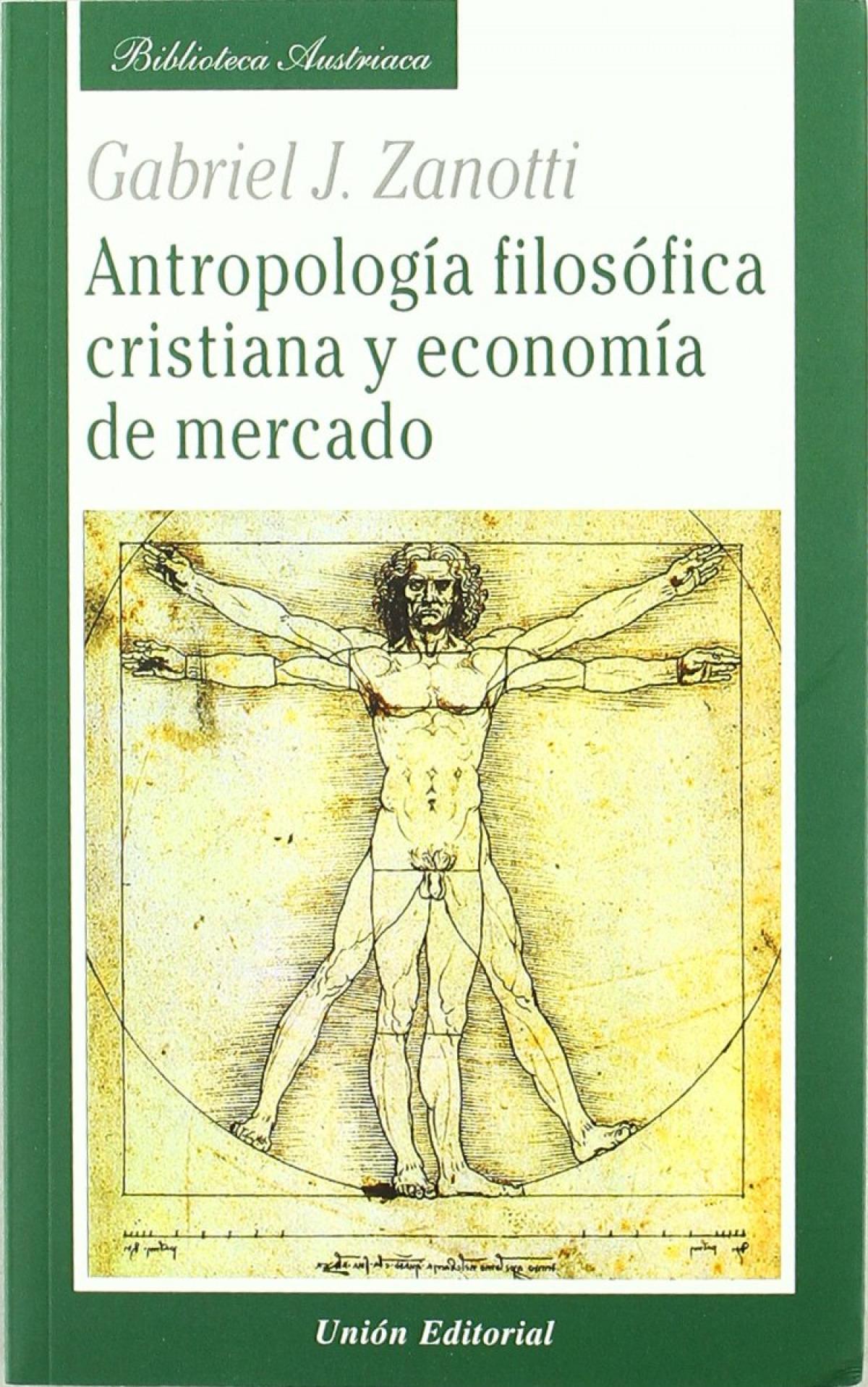 Antropologia Filosofica Cristiana Y Econ