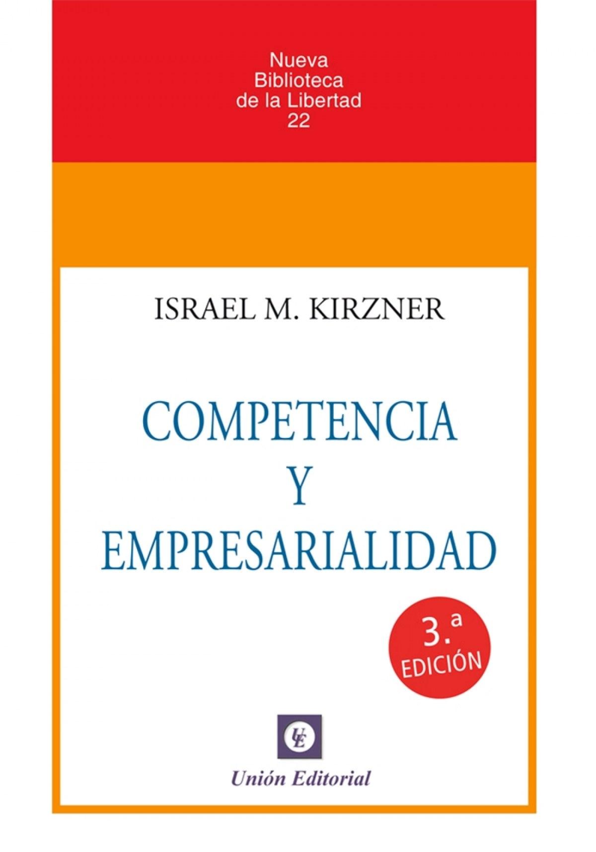 COMPETENCIA Y EMPRESARIALIDAD 3'ED
