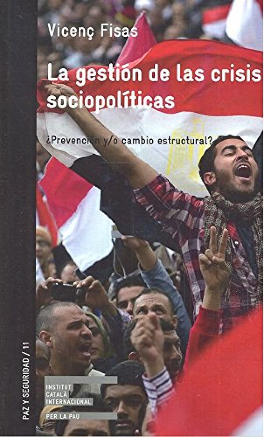 LA GESTIÓN DE LAS CRISIS SOCIOPOLÍTICAS