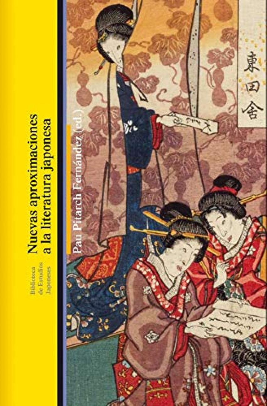 NUEVAS APROXIMACIONES A LA LITERATURA JAPONESA