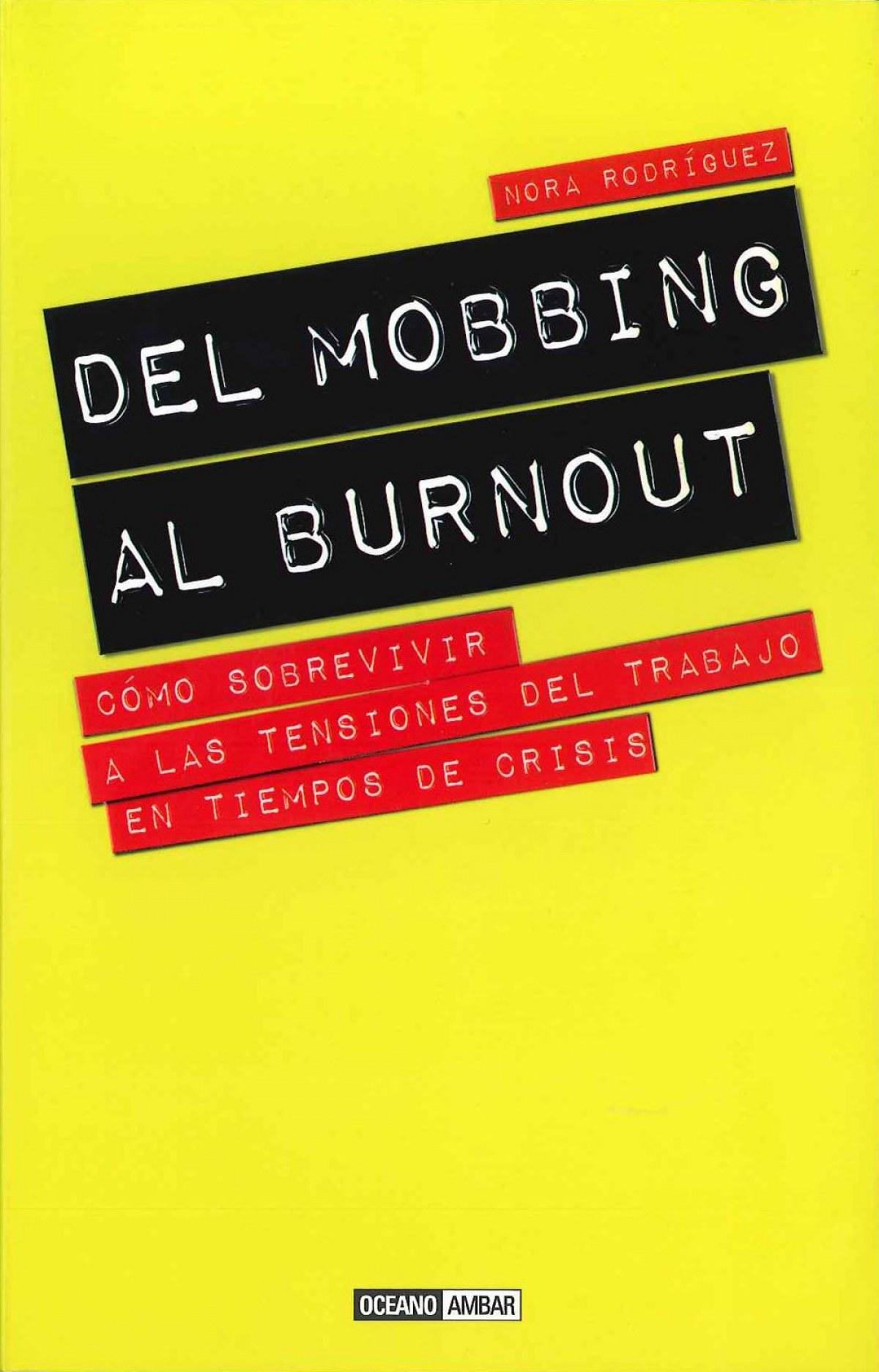 Del mobbing al burnout