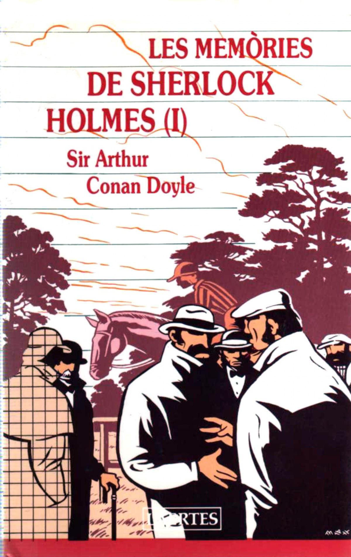 Les memòries de Sherlock Holmes (I)