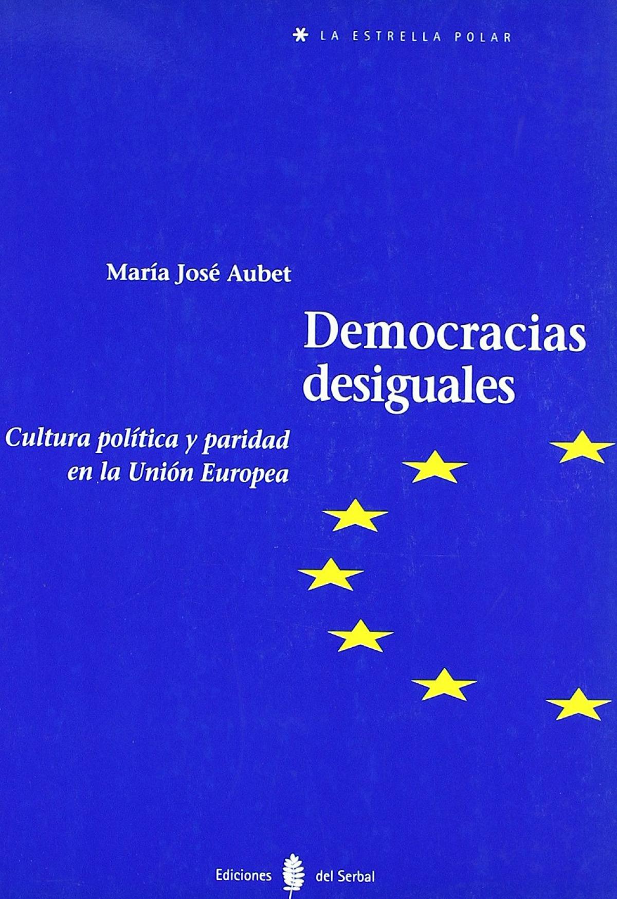 DEMOCRACIAS DESIGUALES. CULTURA POLITICA Y PARIDAD EN