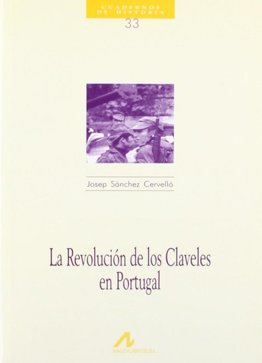 La Revolución de los Claveles en Portugal