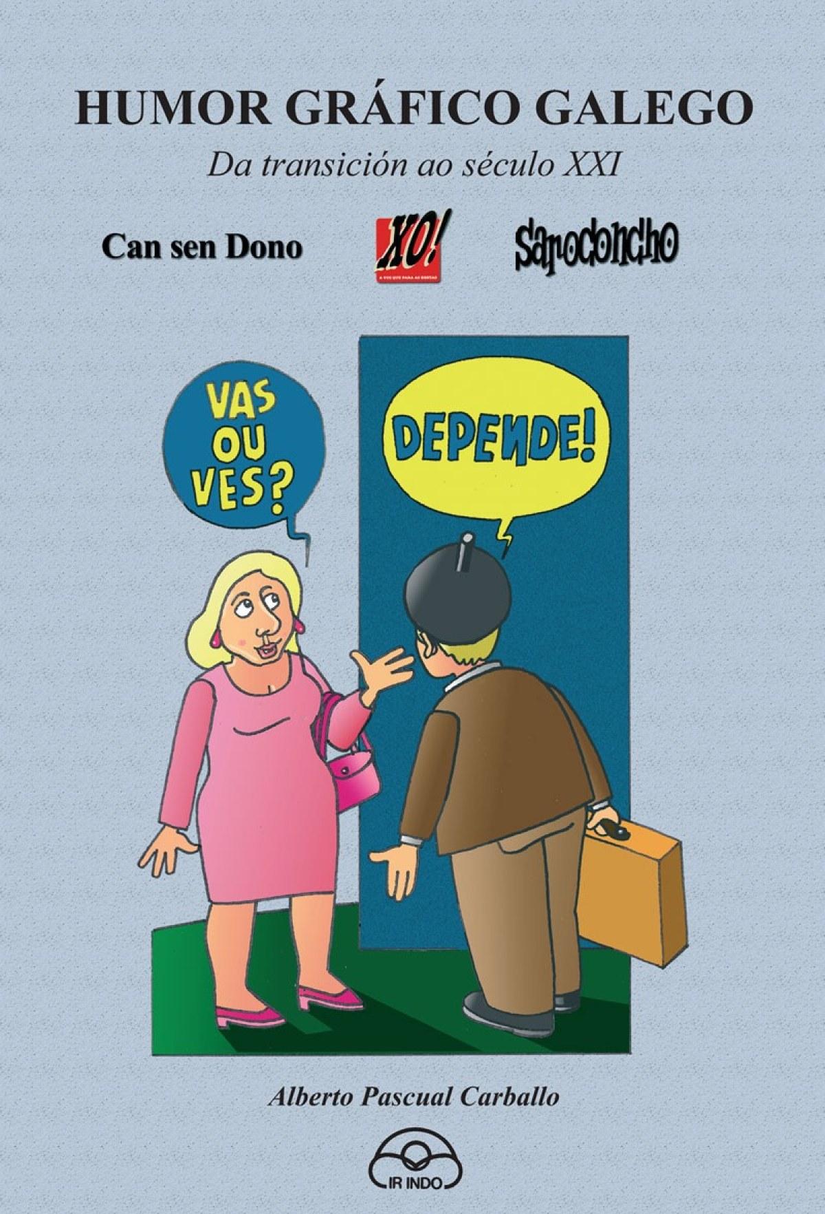 (g).humor grafico galego.da transicion ao seculo xxi 9788476806487