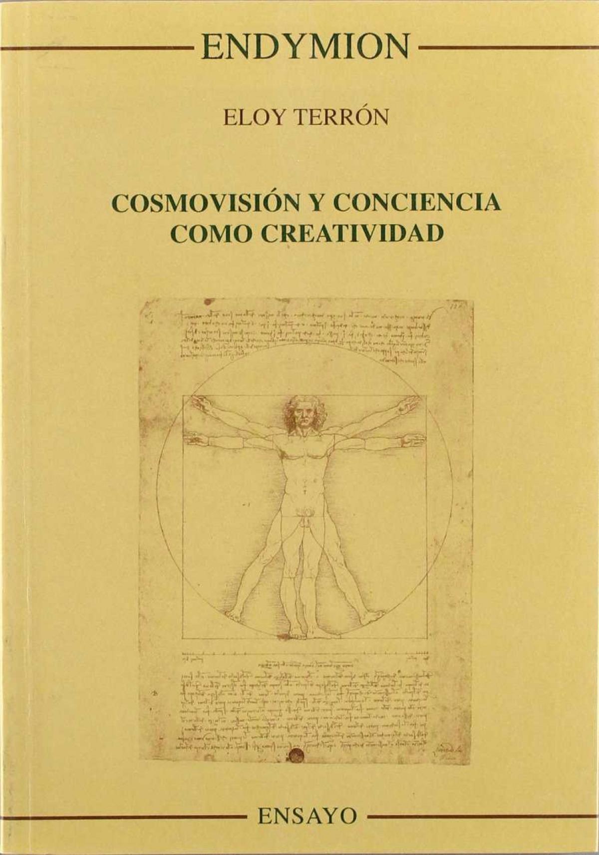 COSMOVISIËN Y CONCIENCIA COMO CRREATIVIDAD