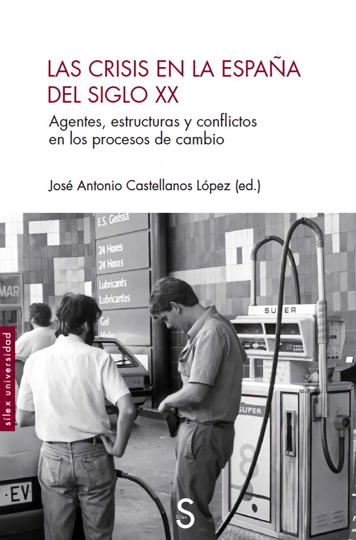 Las crisis en la España del siglo XX