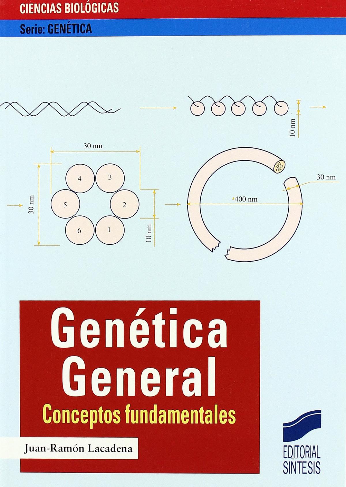 Genética general:conceptos fundamentales
