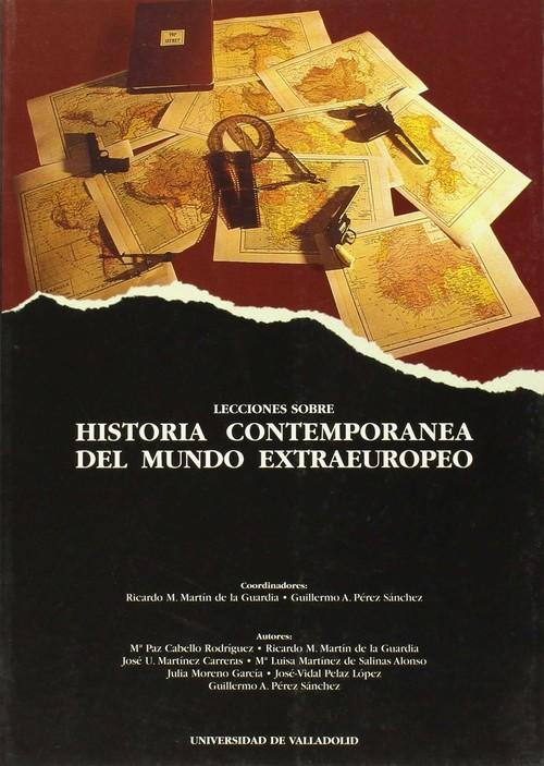 Lecciones Sobre Historia Contemporanea De Mundo Extraeuropeo