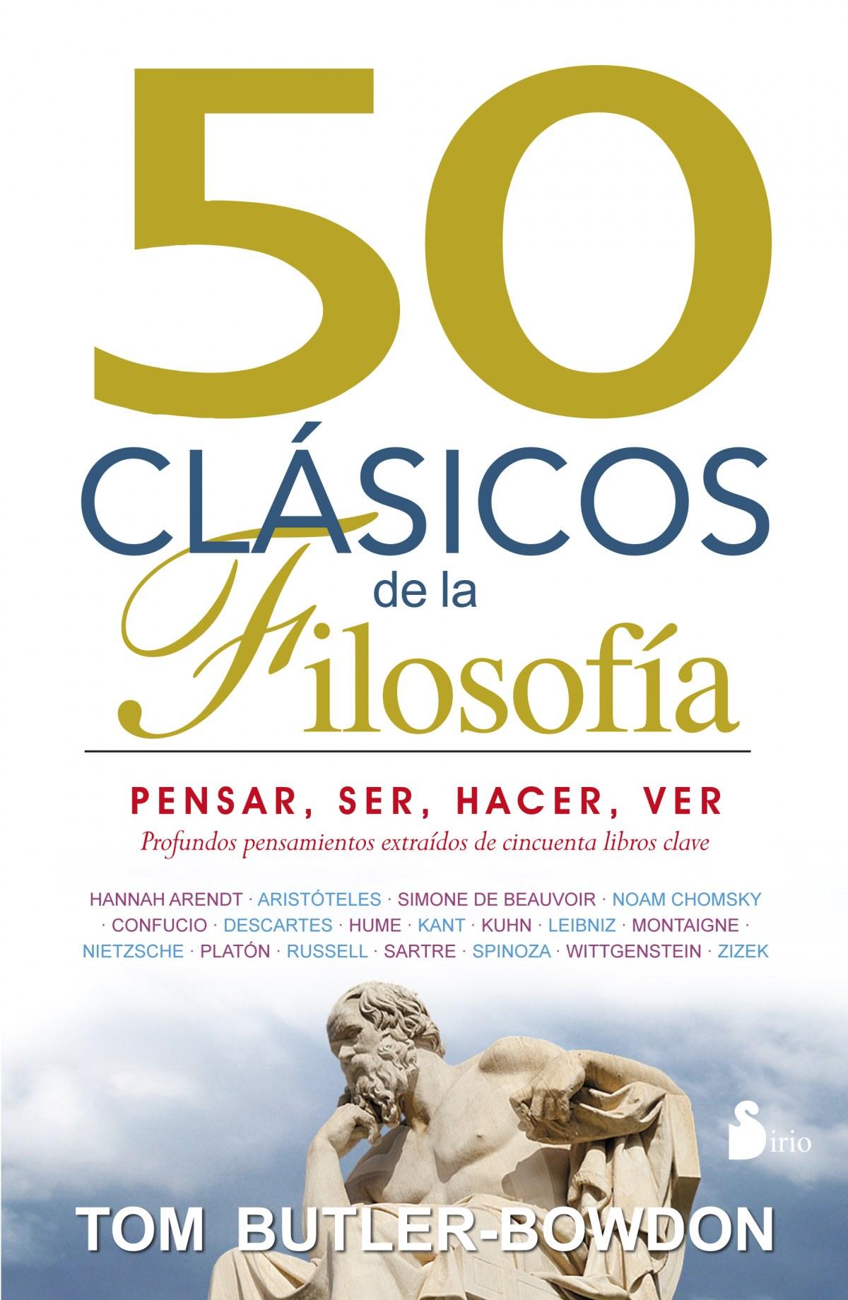 50 clásicos de la filosofía