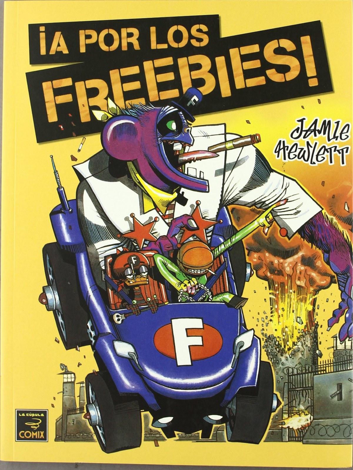 A por los Freebies