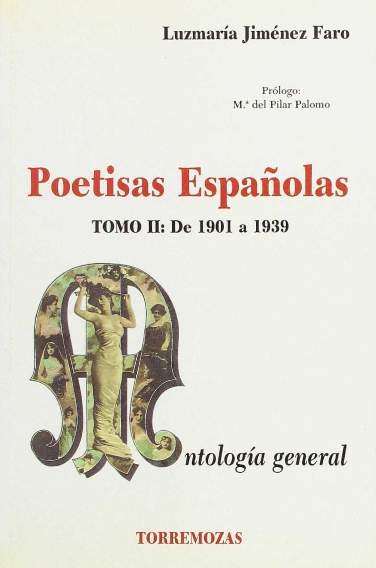 Poetisas españolas