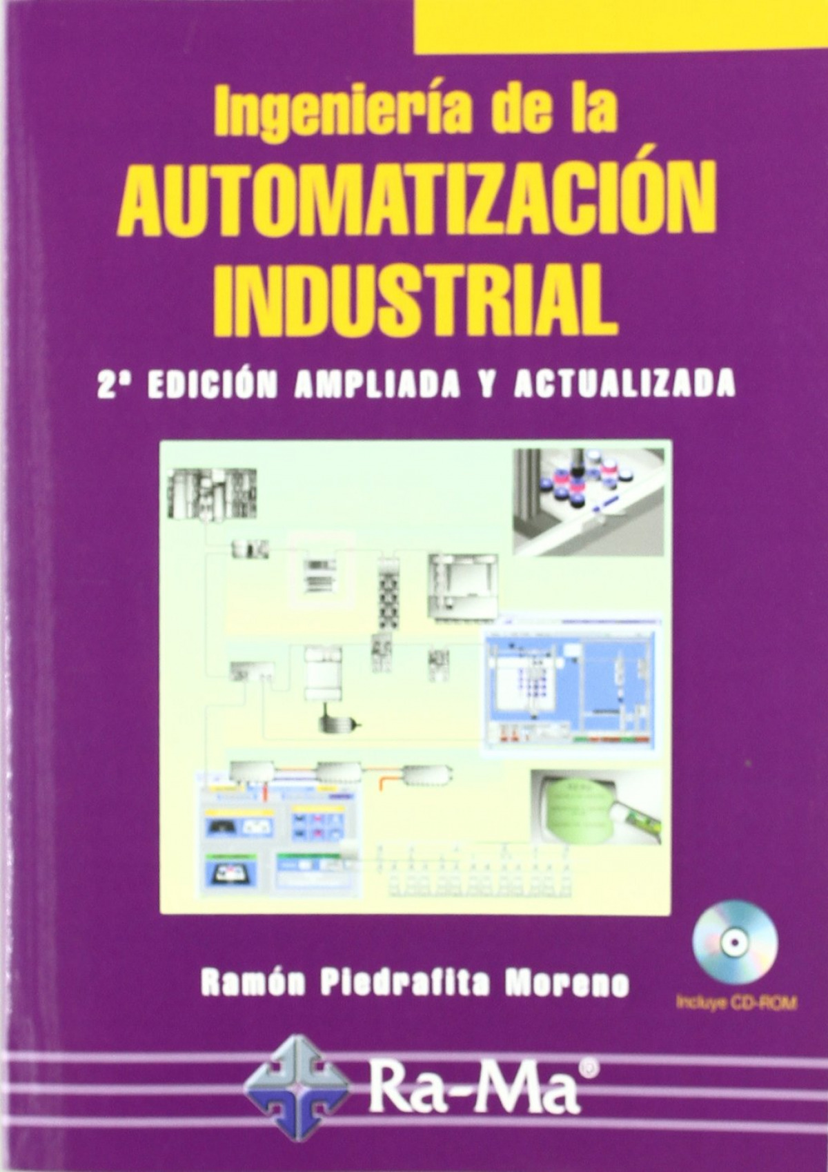 INGENIERIA AUTOMATIZACION INDUSTRIAL (+CD) 9788478976041