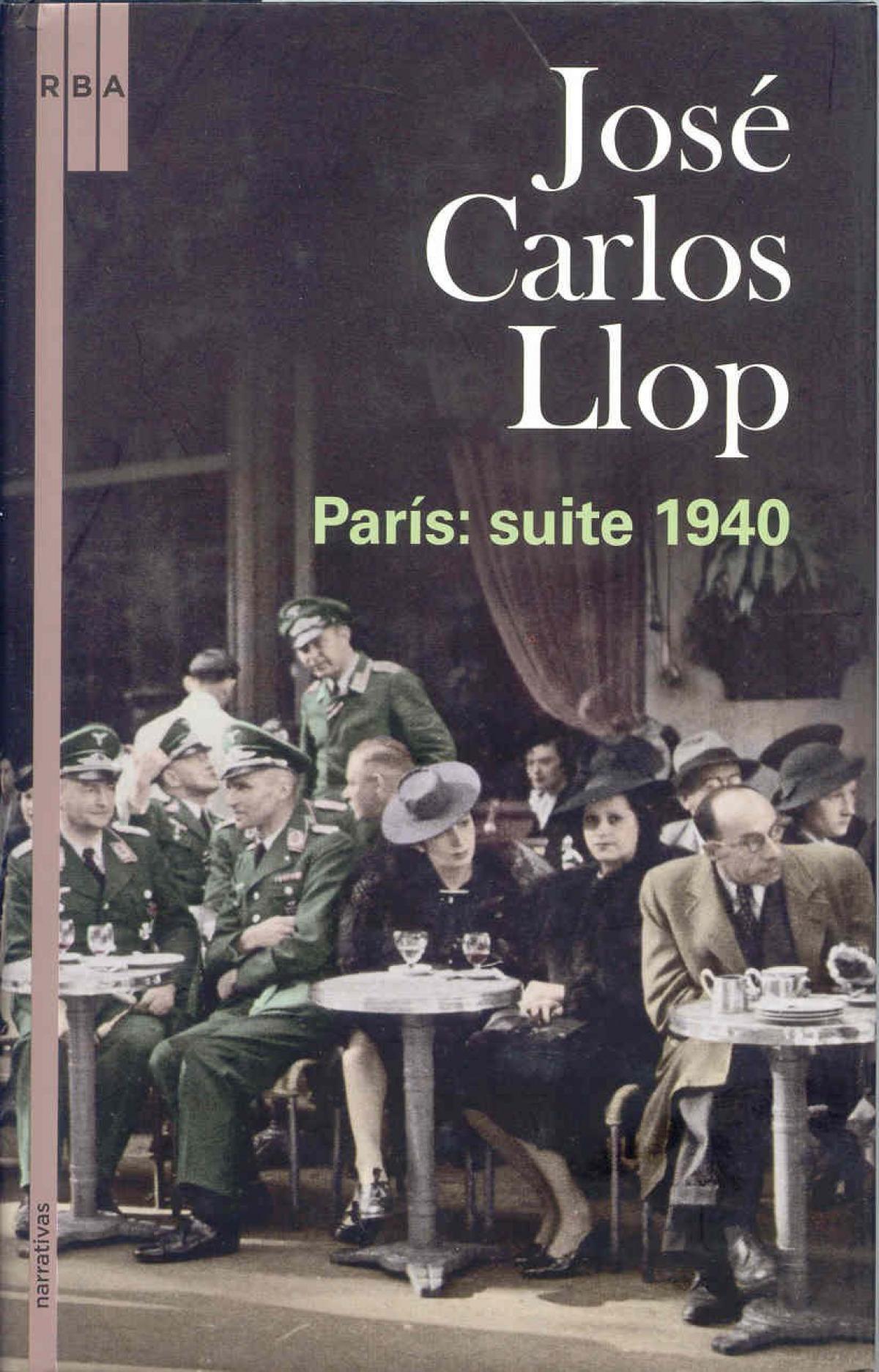 Paris suite1940