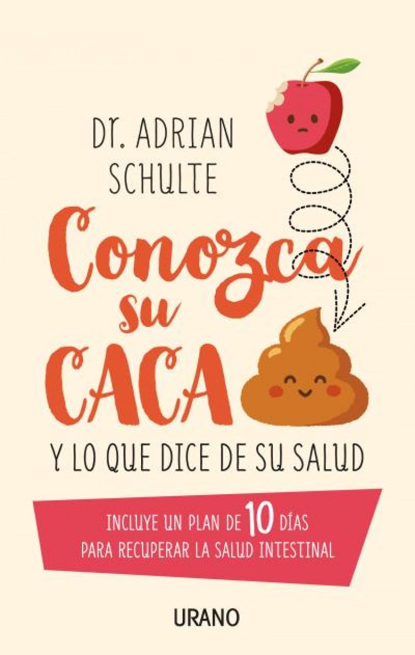 CONOZCA SU CACA Y LO QUE DICE DE SU SALUD