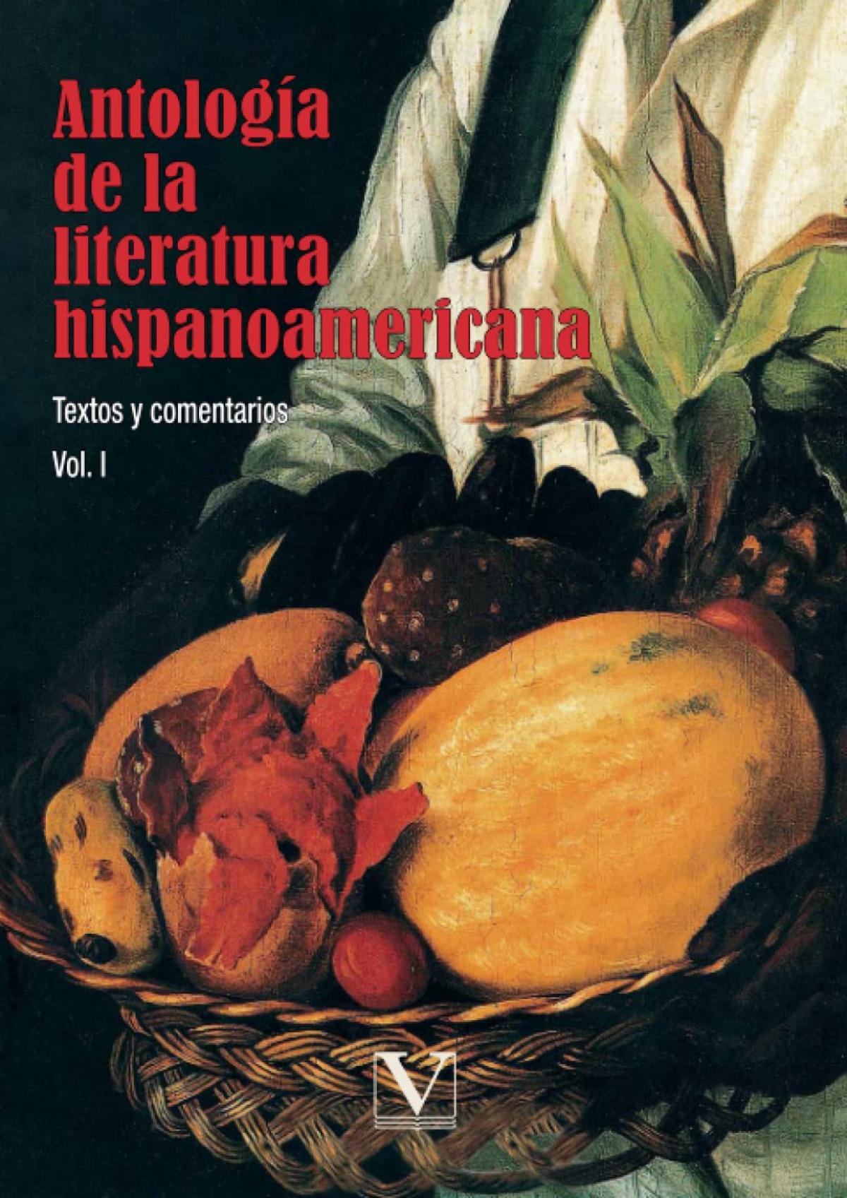 Antología de la literatura hispanoamericana.vol i