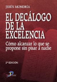 EL DECÁLOGO DE LA EXCELENCIA