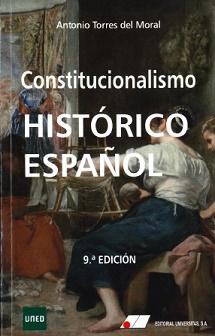 Constitucionalismo historico español