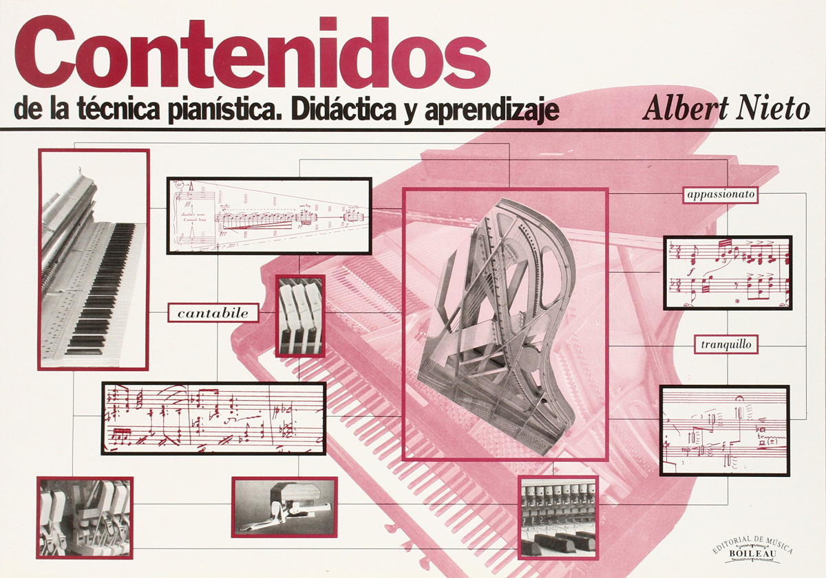 Contenidos de técnica pianística