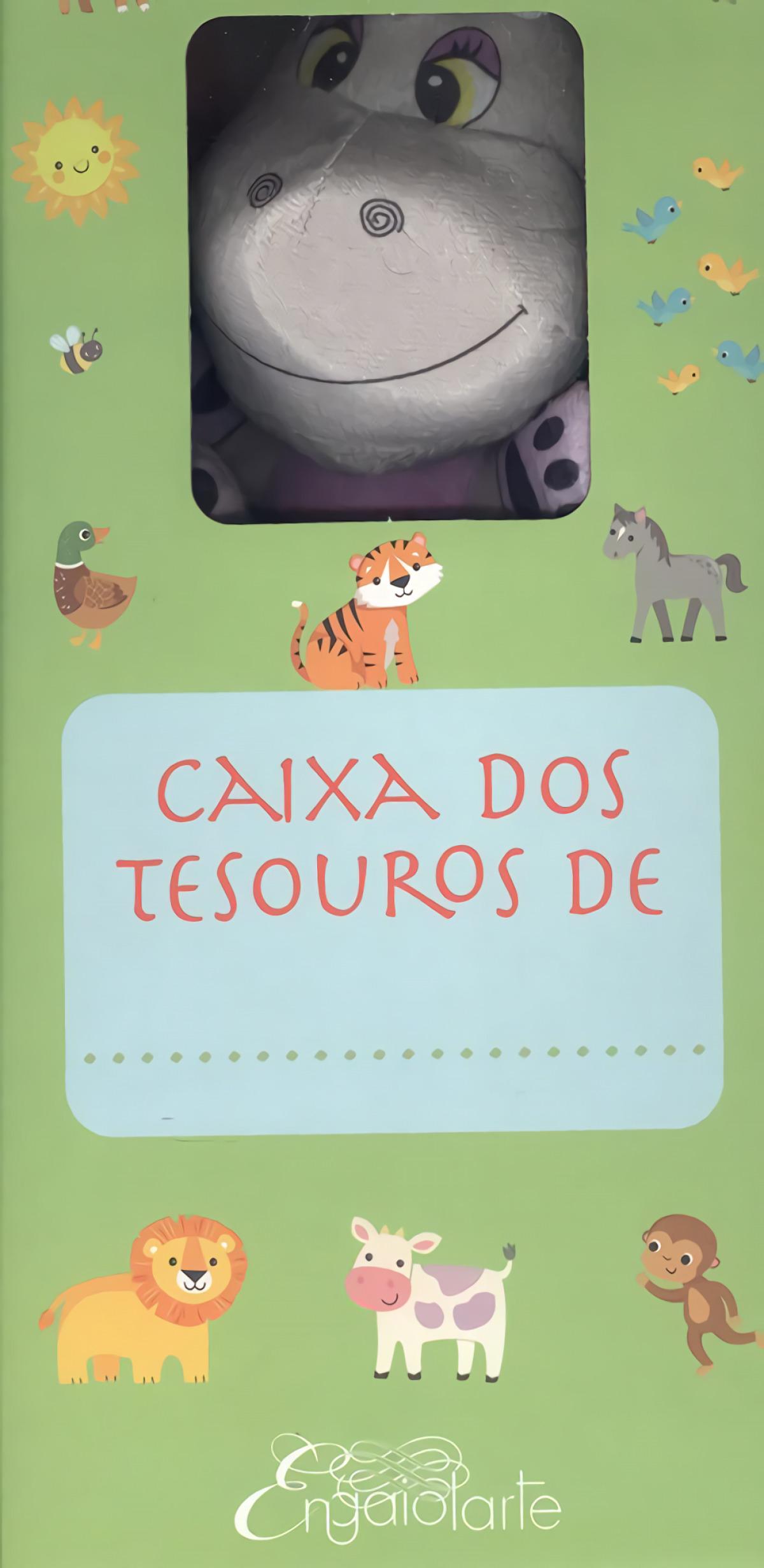 CAIXA DOS TESOUROS