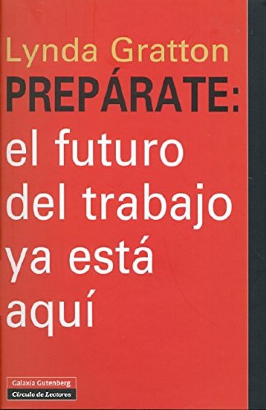 Prepárate: el futuro del trabajo ya está aquí