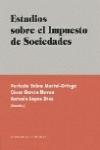 Estudios sobre el impuesto de sociedades