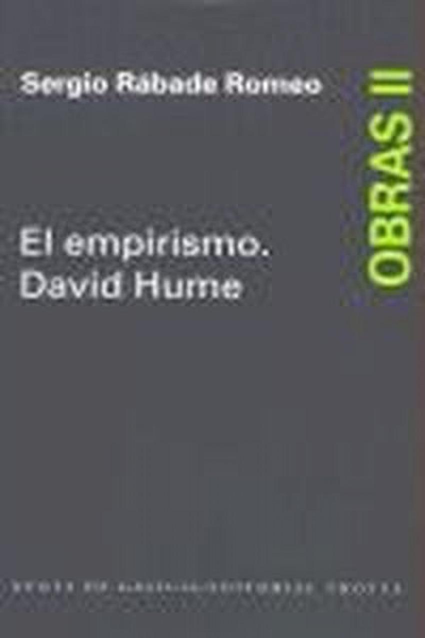 Empirismo:david hume
