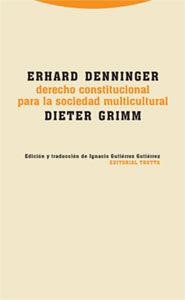 Derecho constitucional para la sociedad multicultural