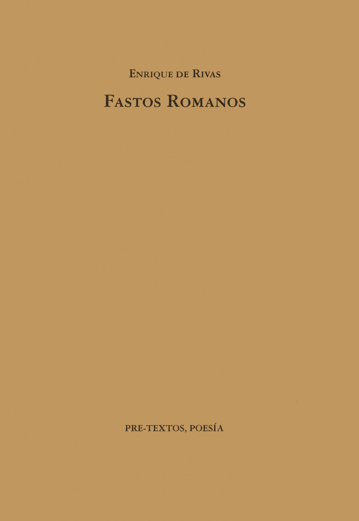 áFastos romanos