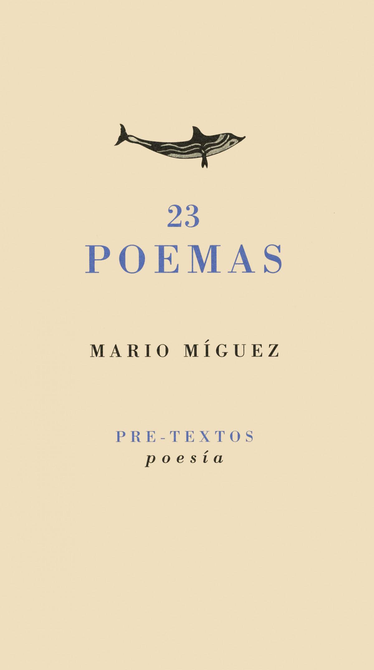 23 poemas