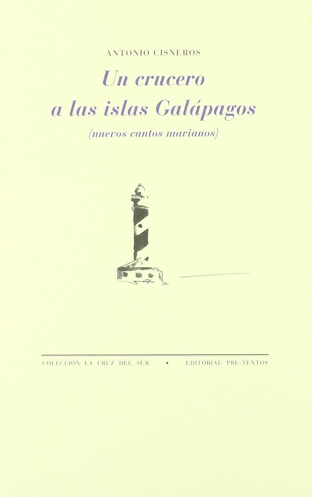 áUn crucero a las islas Galápagos