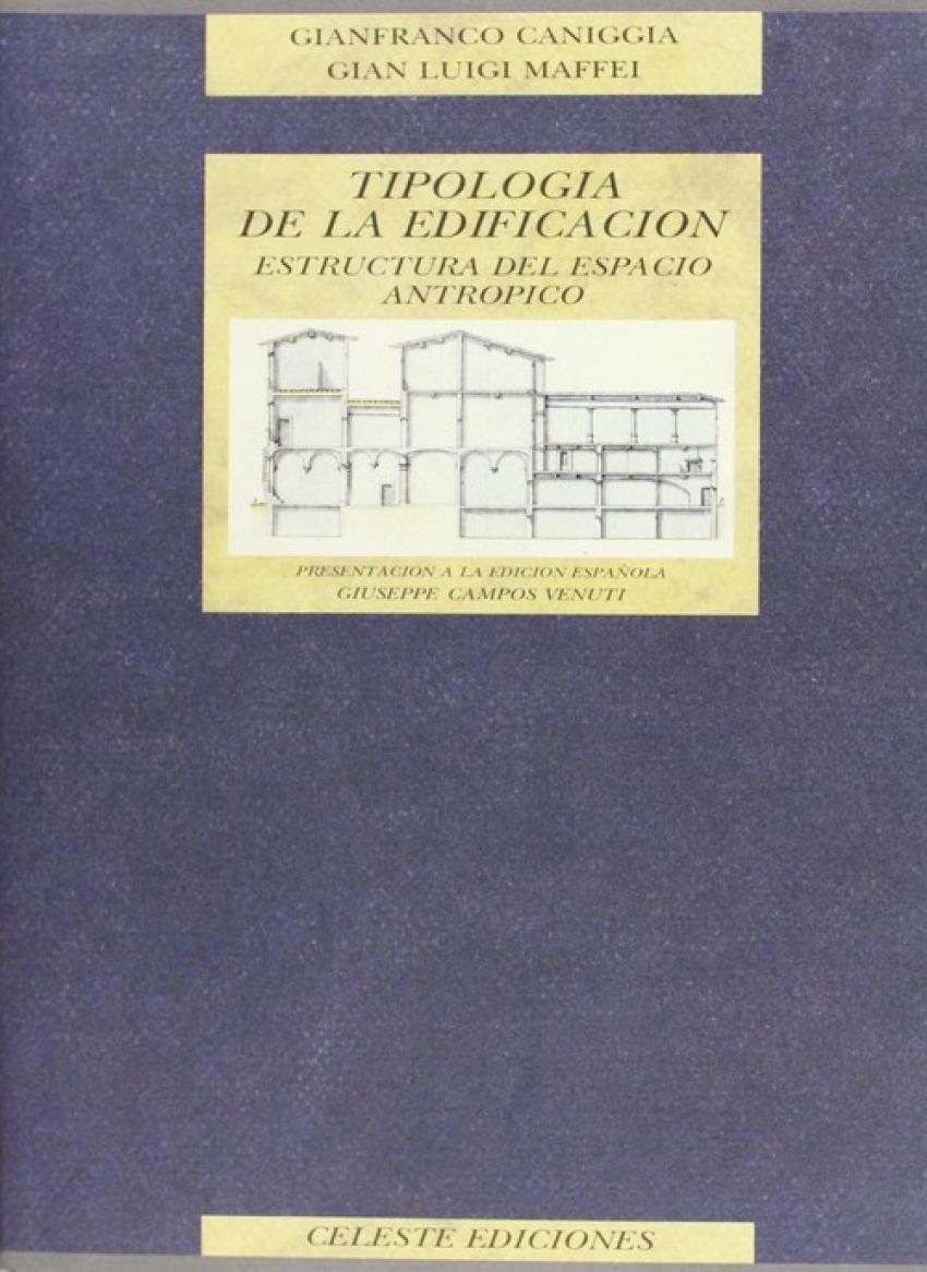 Tipología de la edificación