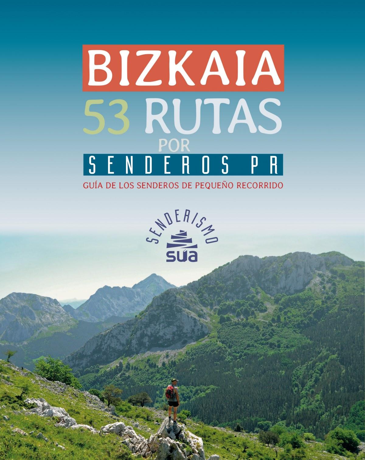 Guia de los PR-s de Bizkaia
