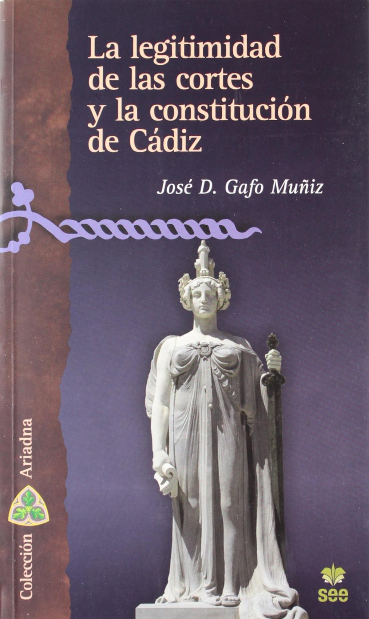 La legitimidad de las cortes y la constitución de Cádiz