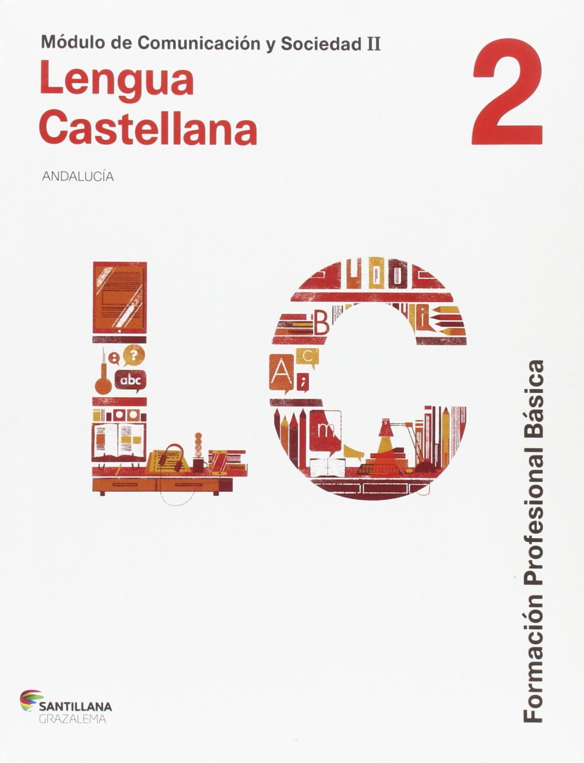 Lengua Castellana 2 Formación Profesional Básica Libreria Wodan