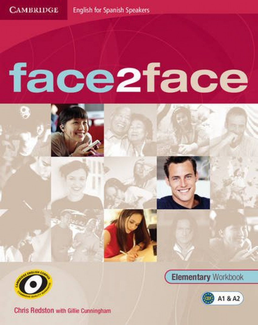 (10).(WB).FACE2FACE ELEMENTARY WORKBOOK (SPANISH ED.)+KEY