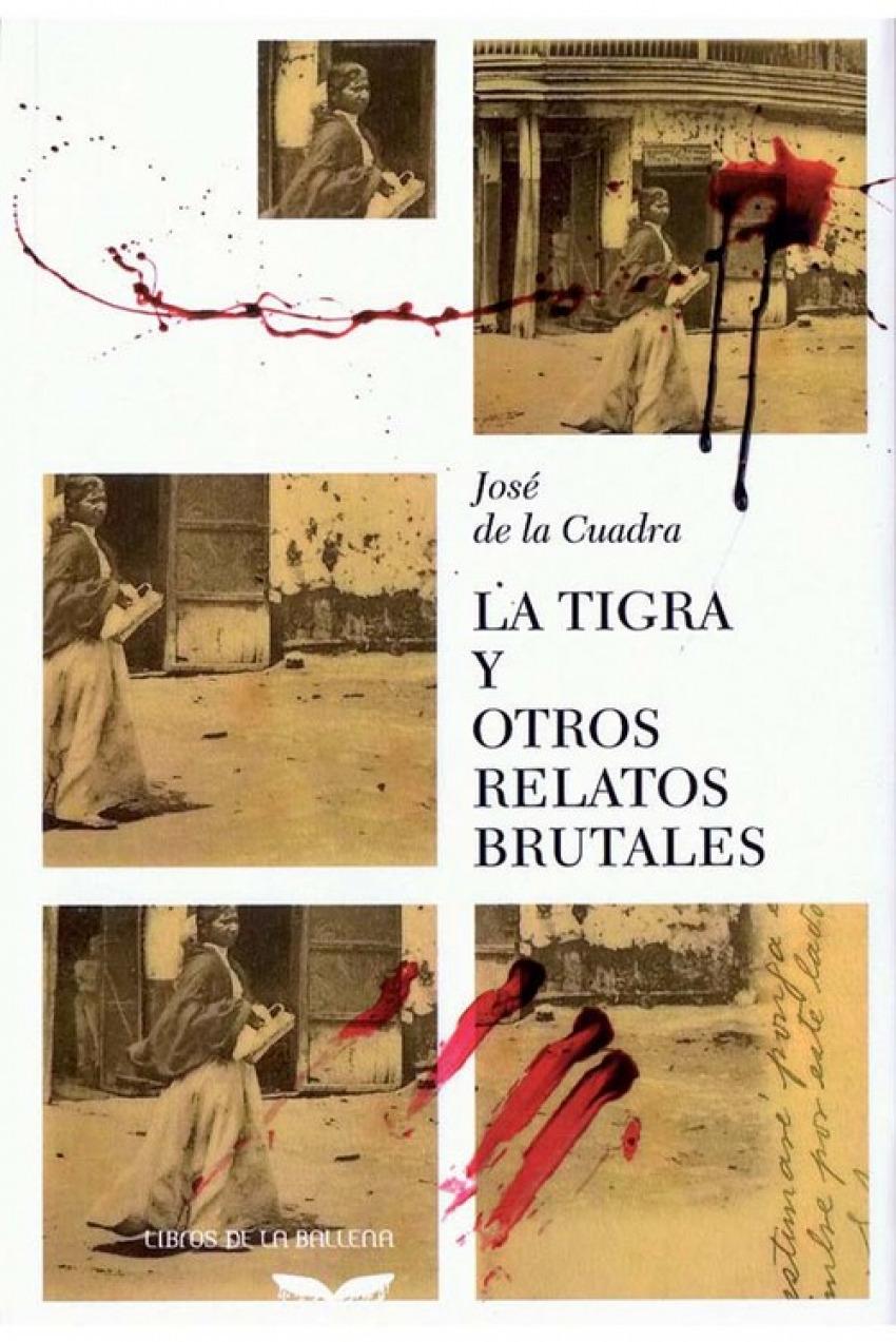 Tigra y otros relatos brutales