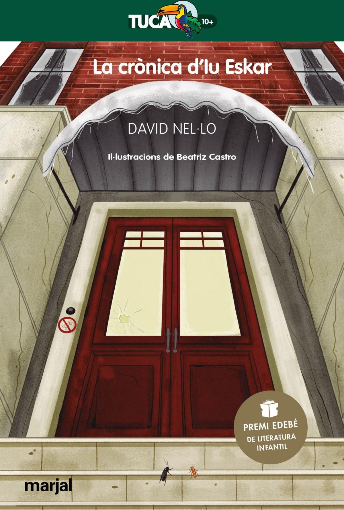 LA CRONICA DÆIU ESKAR: Premi EDEBE de Literatura Infantil 2020