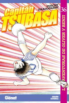 Capitán Tsubasa,36