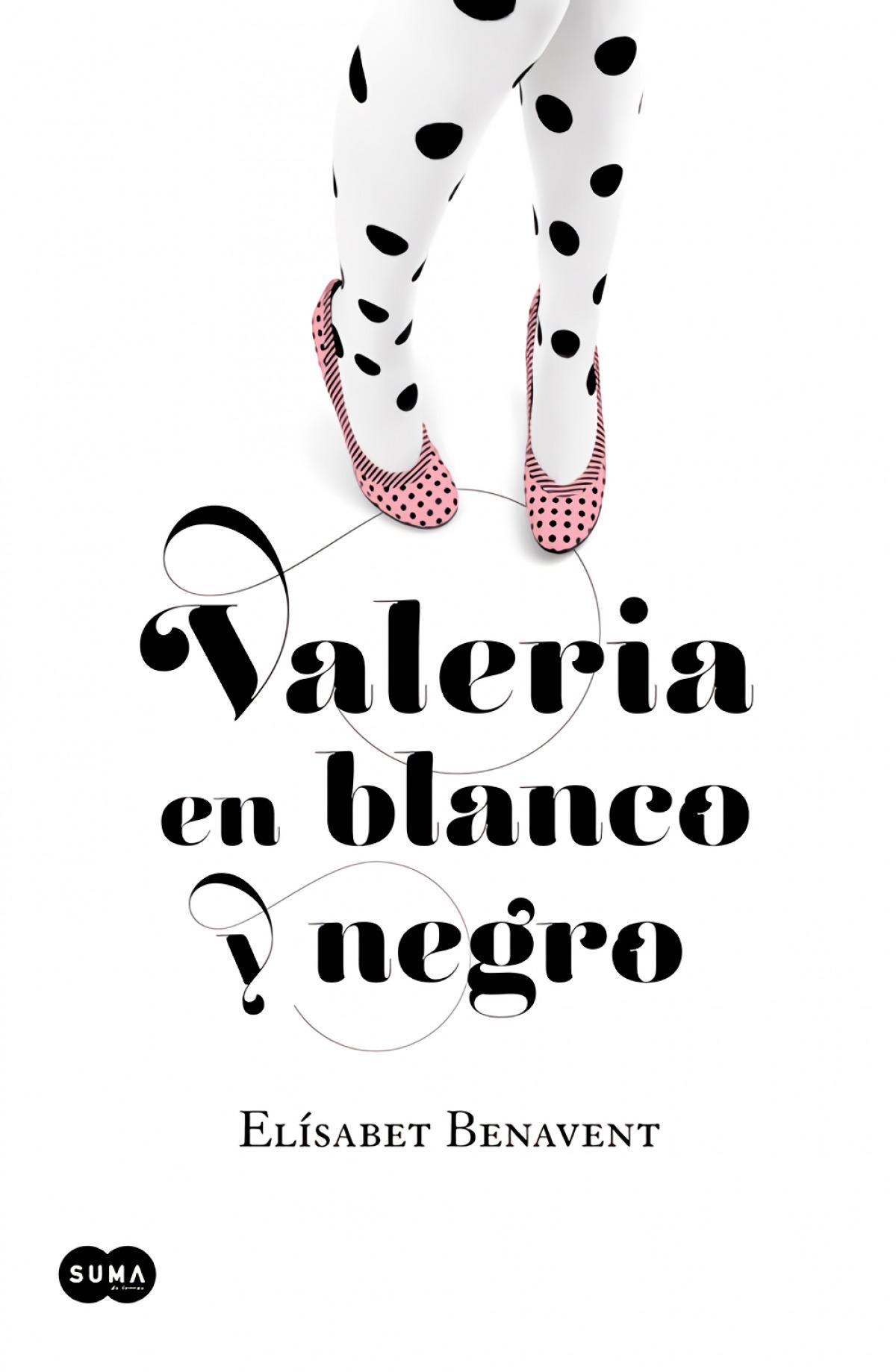 Valeria en blanco y negro 9788483655542