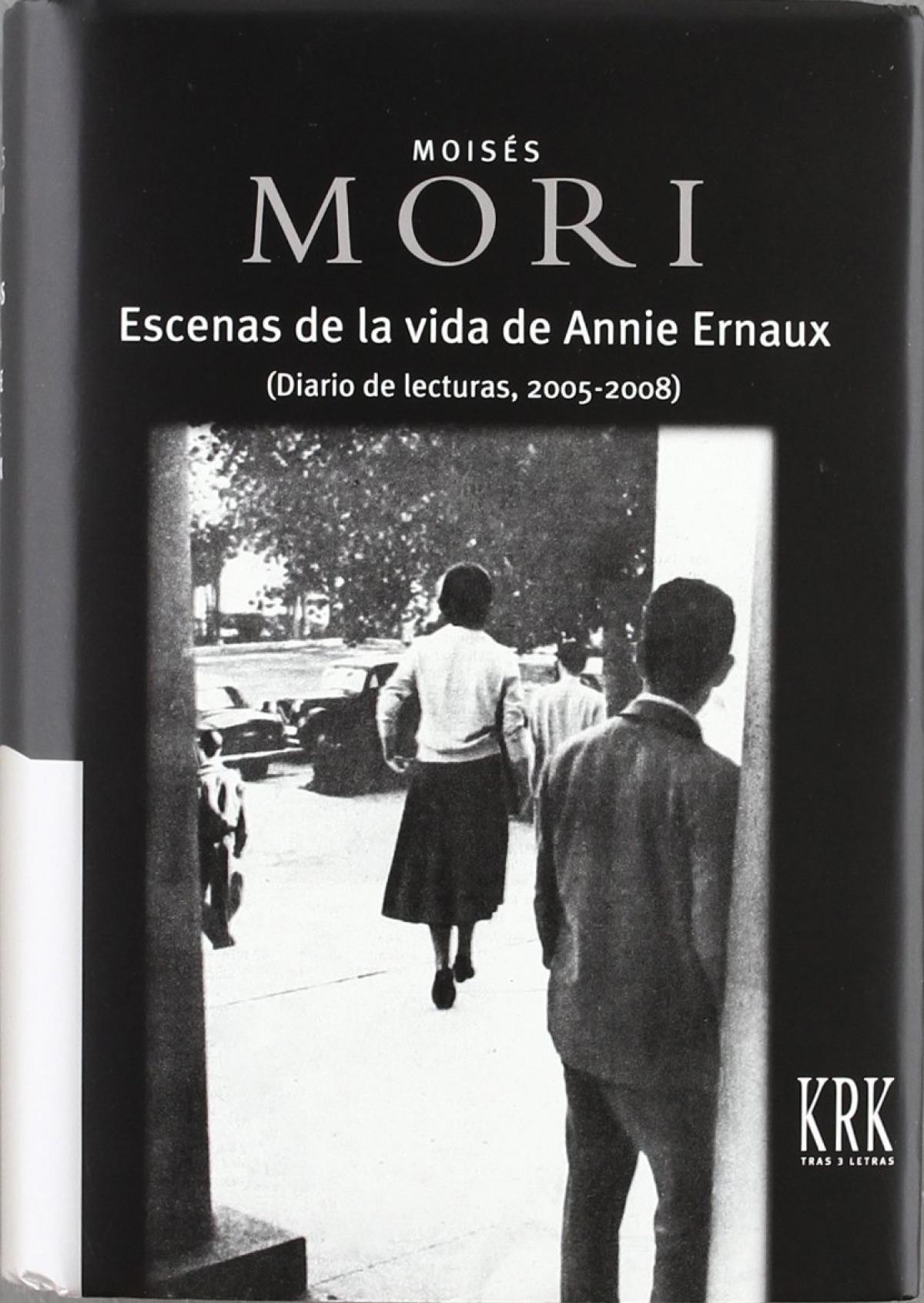 Escenas de la vida de Annie Ernaux