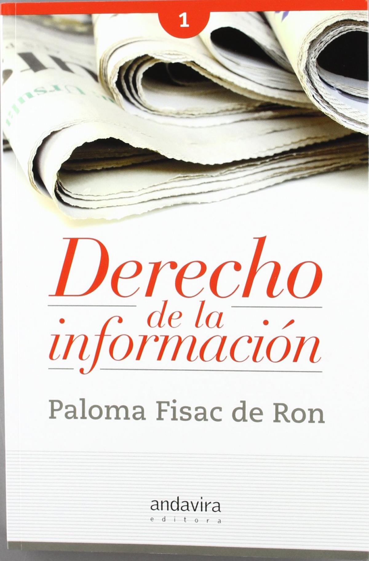 Derecho de la informaciÓn VOLUMEN I