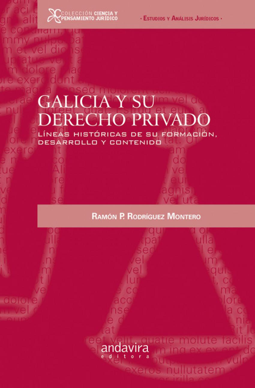 Galicia y su derecho privado