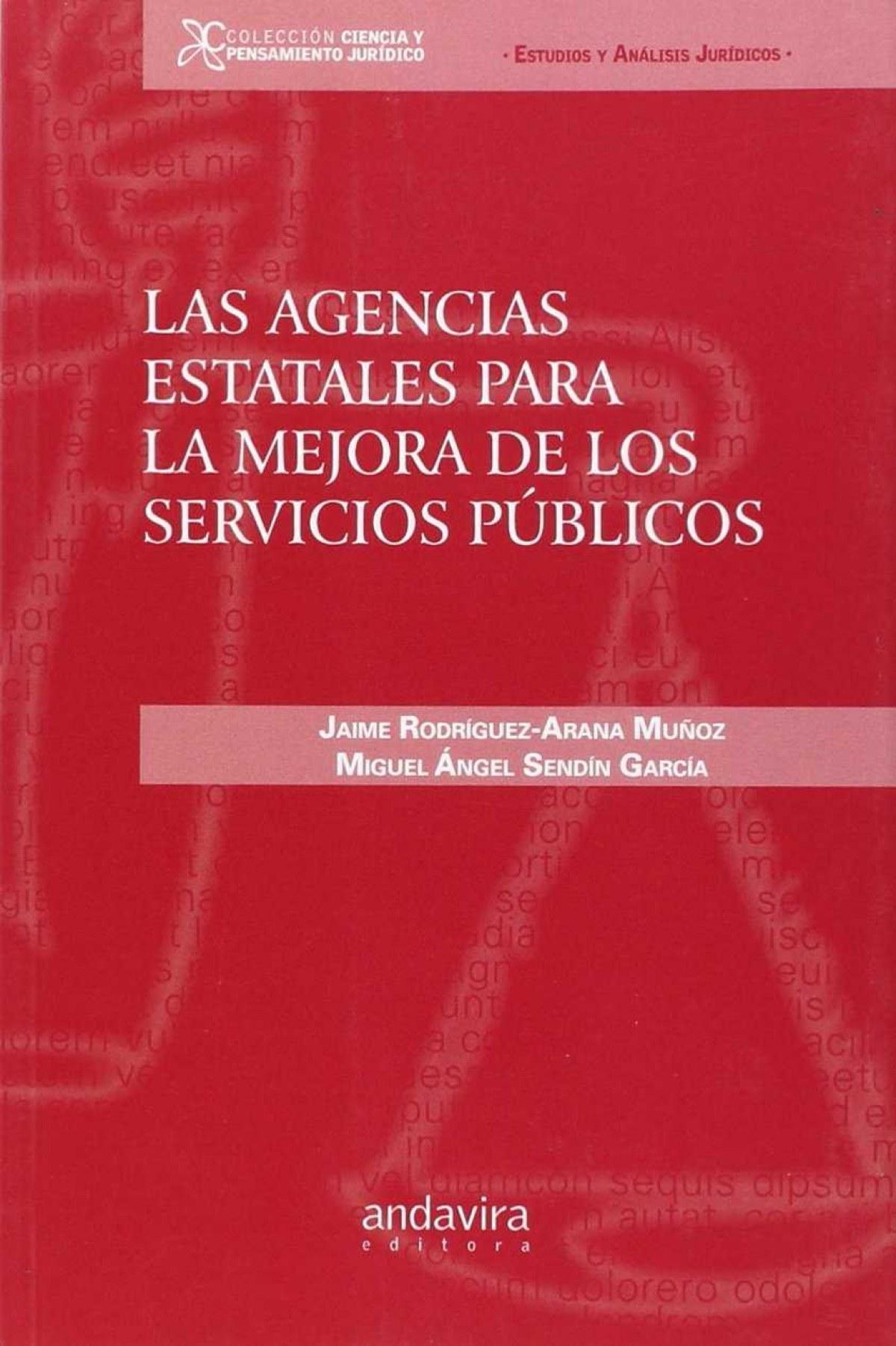 Agencias estatales para la mejora de los servicios p£blicos