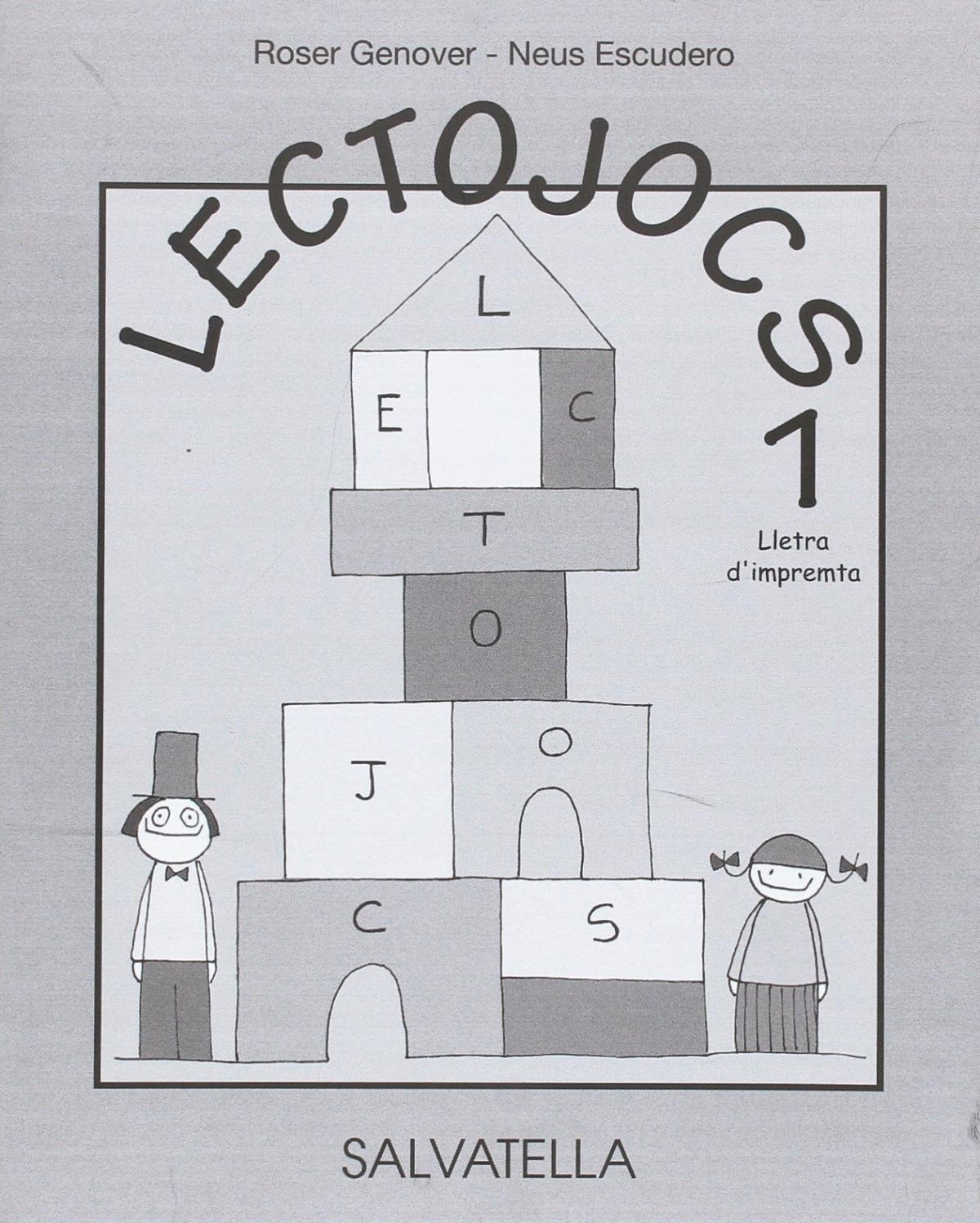 (CAT).1.LECTOJOCS LLETRA D'PALO (LECTURA I ESCRIPTURA)